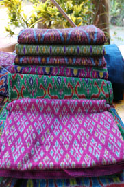 Hand Made Cotton Cloth With Traditional Designs, By Cotton And Silk Thailand